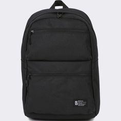 브리스코 [BRISCO] Fleek Backpack_Black 다양한 수납공간, 기본에 충실한 제품