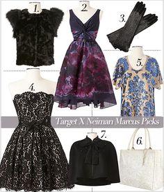 Target Holiday Neiman Marcus Picks