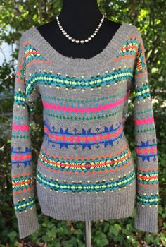 US $18.95 Pre-owned in Clothing, Shoes & Accessories, Women's Clothing, Sweaters