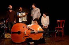 I Kerkim in concerto al Barroccio di Lecce