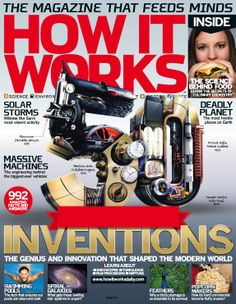 How It Works - Issue 50, 2013 English | 100 Pages | True PDF | 35.69 Mb