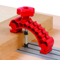 View a Larger Image of Single Knuckle Hold Down Clamp
