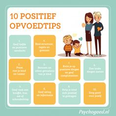 Wat is positief opvoeden? Basisprincipes, tips per leeftijd & online cursus Coaching, Preschool Schedule, Kids Planner, What Is Positive, Lessons For Kids, Piano Lessons, Working With Children, Quotes For Kids, Happy Kids