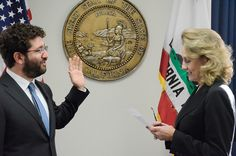 """By Executive Order."" Governor Brown appoints Matt Henigan California's Deputy Secretary for Sustainability. ""The Executive Order is like a wish list,"" Matt explains. ""If Presidio students had sat around and come up with sustainability goals for the state, this would be it."" #sustainable #mba #greenmba #management"
