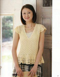 Hedging crocheted sweater - jinxianrulai log - Netease blog - the cool evening breeze - cool evening breeze