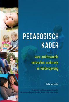 Deze uitgave gaat over de pedagogische praktijk met de kinderen, met de ouders én met collega's van diverse disciplines. Het gaat verder dan een gefragmenteerd aanbod van activiteiten, maar gaat in op het samen bouwen aan en samen leven in een pedagogisch klimaat, op het verbindend leren tussen school en kinderopvang, op een gezamenlijk en op elkaar afgestemd aanbod, en op samen leren in een team. ISBN 9789088505560 Plaatskenmerk 441 VANK