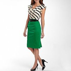 Worthington® Cowl Neck Top or Belted Skirt - jcpenney
