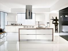 Luxury Kitchen Design Solution Tecnocucina With Sweet Inspiration Picture listed in: contemporary kitchen design,