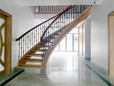 Main Staircase - As Built by Arc 3 Architects & Chartered Surveyors