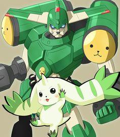 Digimon Tamers Tarermon
