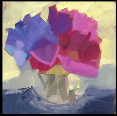 """Daily+Paintworks+-+""""2495+remedy""""+-+Original+Fine+Art+for+Sale+-+©+Lisa+Daria"""