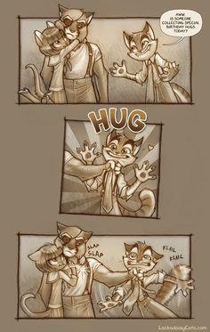 lackadaisy comic