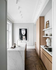 Banda is an exclusive property development company based in London, promising to find and develop your exclusive property and perfect home. Interior Desing, Interior Inspiration, Küchen Design, Layout Design, Nordic Design, Kitchen Interior, Kitchen Decor, Kitchen Modern, Minimalist Kitchen