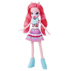 Amazon.com: My Little Pony Equestria Girls Legend of Everfree Pinkie Pie Doll: Toys & Games