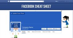 Here's an updated 2017 Facebook Cheat Sheet to make life easier.