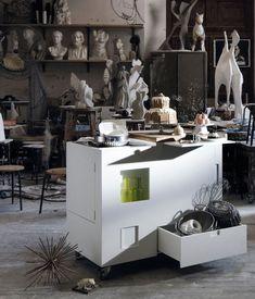 kitchens | Minikitchen | Boffi | Joe Colombo