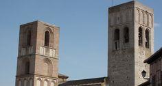 Publicamos la iglesia de San Martín en Arévalo. #historia #turismo  http://www.rutasconhistoria.es/loc/iglesia-de-san-martin-arevalo