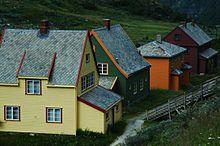 Scandinavië - Wikipedia