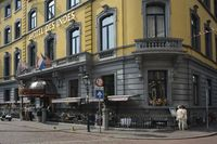 Hotel des Indes, nog steeds 'de trots' van Den Haag!