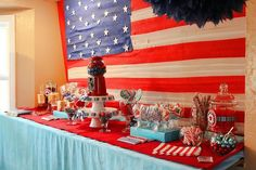 welcome home military party ideas | Let Freedom Ring, Welcome home ideas