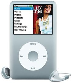 iPod. A modern design marvel and pretty much the most recognized design on the planet today.