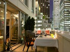 Chambers Hotel, New York I Room for Romance, Luxury Hotels