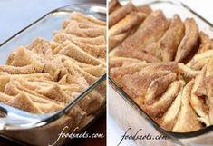 slonie usi skoricovo cukrova pecivo 06 Apple Pie, Sweets, Desserts, Tailgate Desserts, Deserts, Gummi Candy, Candy, Goodies, Postres