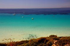 "Sardegna : Baia di ""Mari pintau"", sea, beach, Sardinia"