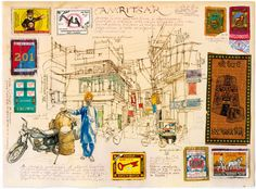 Lo straniero gentile - Amritsar