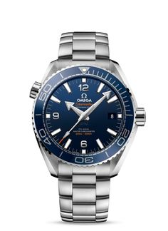 215.30.44.21.03.001 : Omega Seamaster Planet Ocean 600M Co-Axial 43.5 Master Chronometer Blue