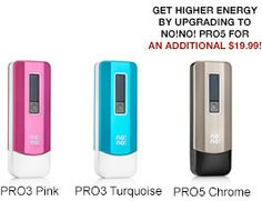 NoNoPro.com | NoNo PRO3 and PRO5 Hair Removal Systems | Official Site | 60 Day Trial – Exclusive TV Offer