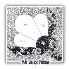 Vintage Mail Order Quilt Pattern Grandmother's Choice 1930s Depression Era   eBay