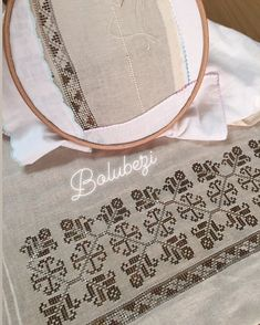 Cross Stitch Borders, Cross Stitch Embroidery, Diy And Crafts, Crochet, Panama, Instagram, Model, Craft, Hardanger