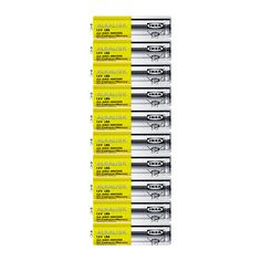 ALKALISK Alkaline battery IKEA You can use the battery for all kinds of products, such as MP3 players, cameras, toys, clocks and remote controls.