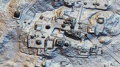 Las imágenes muestran la asombrosa complejidad y extensión de la ciudad maya, que ha sido devorada por la espesa jungla.     La semana ...
