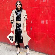 """296 Likes, 5 Comments - MATCHESFASHION.COM Woman (@matchesfashion) on Instagram: """"Want Leandra Medine's eclectic #style? Now you can. The @manrepeller founder is the latest curator…"""""""