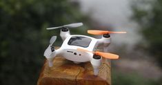 A Tiny Selfie Drone You Don't Need To Register With The FAA | TechCrunch