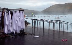 A dreamy day at the Blue Lagoon in Iceland