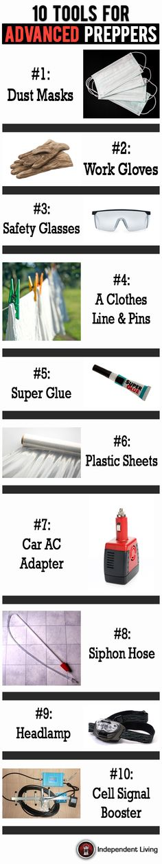Are you missing something? Every advanced prepper will need these items. | www.IndependentLivingNews.com