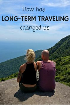 Many people say that traveling for a long time is life changing. Read what we think about that after our 10-month backpacking trip in Asia. #travel #travelblog #traveling #backpacking