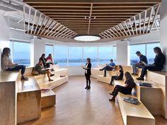 Inside Saatchi & Saatchi's New NYC Office - Officelovin