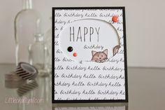Masculine birthday card with SSS #simonsaysstamp : http://www.littlecraftypill.com/2015/02/masculine-birthday-card-with-sss.html
