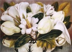 Beautiful Flower Drawings, Beautiful Flowers, Kahlo Paintings, Oil Paintings, Painting Art, Art Paintings For Sale, Flower Paintings, Mexican Artists, Oil Painting Reproductions