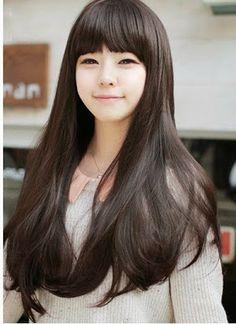 latest korean girls hairstyle