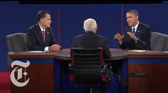 Election 2012 | Obama vs. Romney: Complete 3rd Presidential Debate | The New York Times