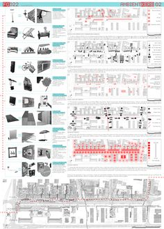 The winning entry to the Europan 10: Warsaw Competition produced in collaboration with MMASA Arquitectos.