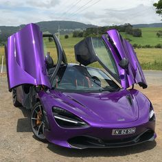 Picking a winner of our McLaren three-way is impossible, so we picked our favourite instead… Fast Sports Cars, Exotic Sports Cars, Sport Cars, Mclaren Cars, Lamborghini Cars, Fancy Cars, Cool Cars, Volkswagen Golf, Lux Cars