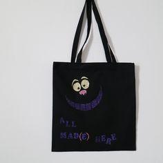 DIY faciles et rapides: des tote bag customisés avec du tissu thermocollant.