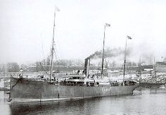 """Den 28/6- 1904, 10 år etter at Maria Andersdotter, immigrerte med DS """"Norge"""" ,  grunnstøtte dette  skipet  på Helenrevet ved Rockall, vest for Skottland, og sank. Skipet var på vei til New York. Av 795 mennesker om bord, de fleste var utvandrere på 3. klasse,   omkom 635. Skipet hadde livbåter til 250, den siste livbåten med overlevende, ble funnet en uke, etter forliset. Blant de overlevende var dikteren Herman Wildenvey. Dette er den største skipskatastrofen i norsk utvandringshistorie."""