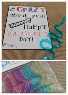 13 Non-Food Valentine Ideas {with printables}